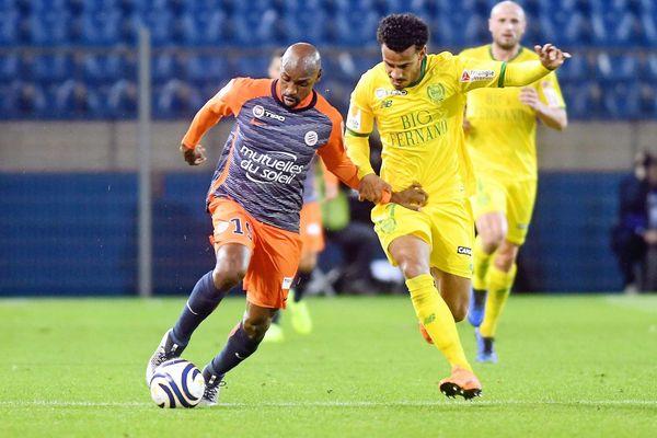 Montpellier - Nantes à la Mosson pour le premier match de Coupe de Ligue 1