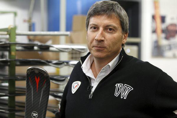 Bruno Cerclay va céder sa place à la direction génrérale de Rossignol