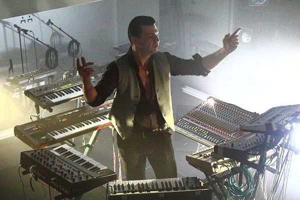Le compositeur en 2013