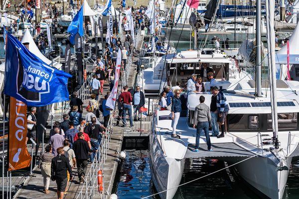 L'édition 2019 du Grand Pavois de La Rochelle