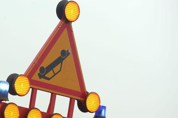 A Belfort, une voiture chute du pont de Roubaix. Son occupant n'est que légèrement blessé.