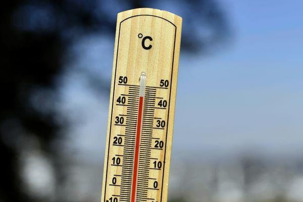 Le mercure devrait dépasser les 40 degrés à Orléans jeudi.
