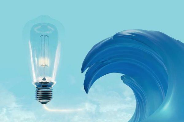 Le prototype de la SBM offshore permet d'alimenter en électricité jusqu'à 3000 foyers.