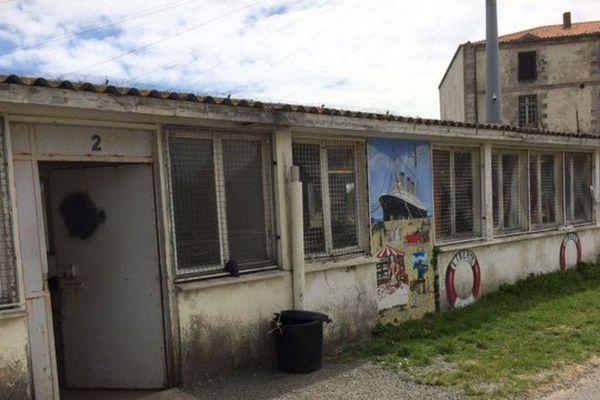 190 détenus sont incarcérés quartier Caserne  Les casinos servent d'abris lors des promenades