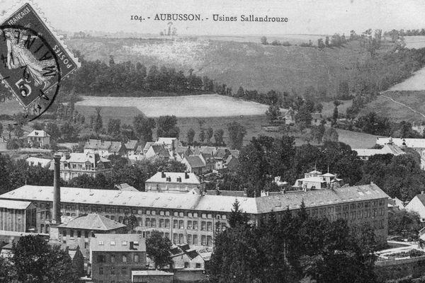 Les établissements Sallandrouze le Moullec