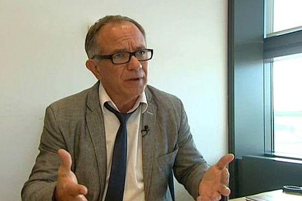 Eric Andrieu - Eurodéputé PS de l'Aude - juillet 2014.