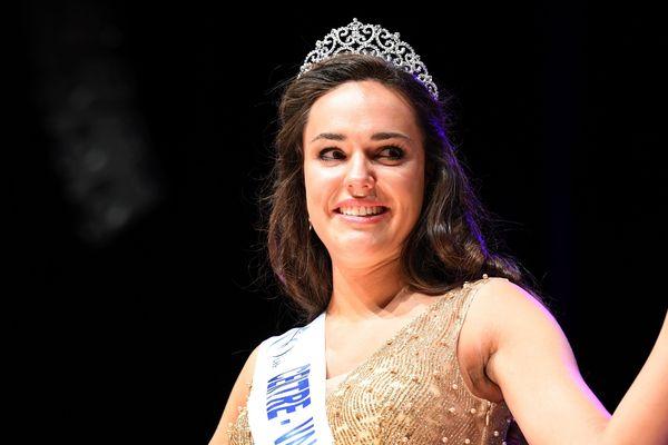 Laurie Derouard, miss Centre-Val de Loire, représentera la Région lors du concours Miss France le 15 décembre.