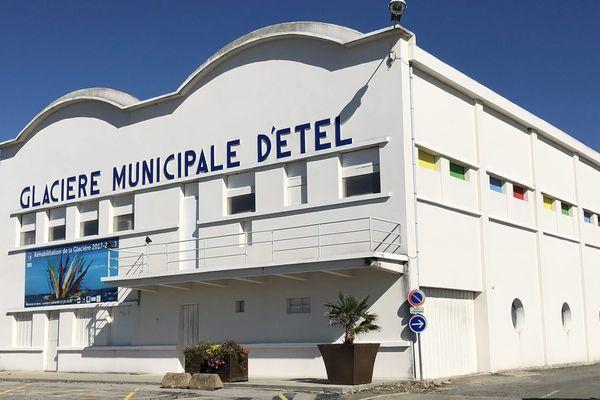La Glacière municipale d' Etel sélectionnée par la Fondation du patrimoine