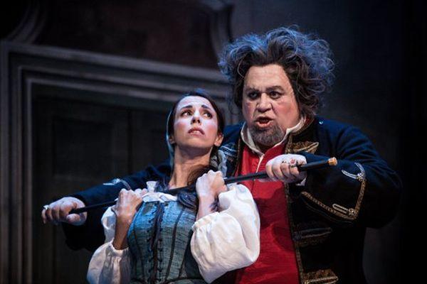 La Cenerentola est le dernier opéra-bouffe composé par Gioachino Rossini