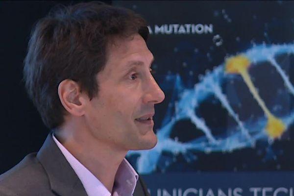 Le Basque Jurgi Camblong, docteur en biologie moléculaire, est le co-fondateur de la société Sophia Genetics, classée parmi les 50 entreprises les plus innovantes au monde