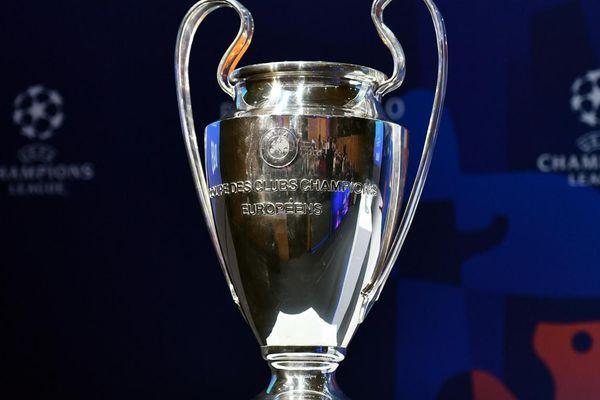 Le prestigieux trophée de la Ligue des champions. PHOTO AFP