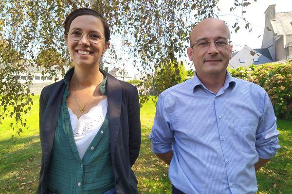 Claire Desmares-Poirrier et Ronan Pichon  ont été choisis par les militants d'EELV pour porter le projet de leur parti aux élections régionales de 2021. Leur première mission : établir une liste commune avec d'autres forces politiques de gauche et du tissu associatif.
