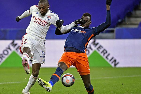 L'OL s'est incliné 1-2 face à Montpellier lors de la 25e journée