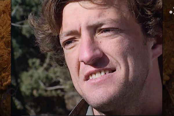 """Extrait de """"Face au toril"""" de mars 1995. Hier en somme. Philippe """"El San Gillen"""" n'a pas pris une ride!"""