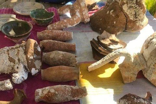16 objets, pour certains très rares, ont été saisis par la gendarmerie sur la commune de Serra-di-Ferro en Corse-du-Sud.