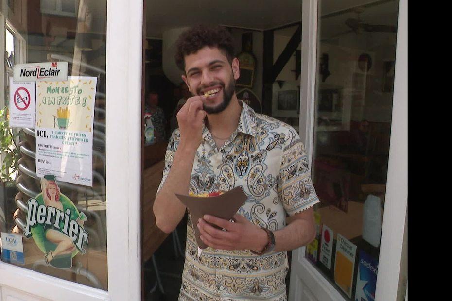 Déconfinement : une opération frites gratuites à La Madeleine pour aider les restaurateurs et les producteurs