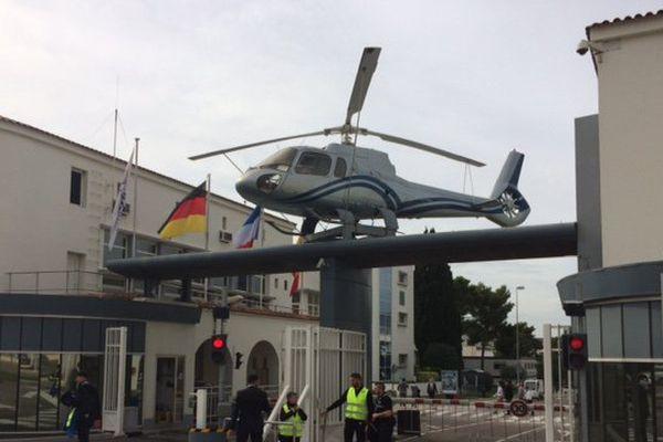 Pas de licenciement sec mais 582 suppressions de poste a annoncé la direction d'Airbus Helicopters.