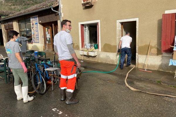 Dans le Tarn-et-Garonne, l'heure est au nettoyage ce mercredi 3 février.