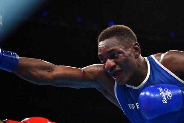 #JO2016 Le boxeur Montargois Christian Mbilli a été éliminé en quart de finale du tournoi olympique de boxe dans la catégorie des moins de 75kg, s'inclinant contre le champion du monde en titre, le Cubain Arlen Lopez. 15 août 2016