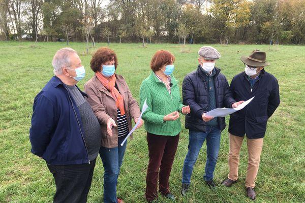 L'association CEP - Citoyenneté-Environnement-Périgord de Verteillac et Cherval