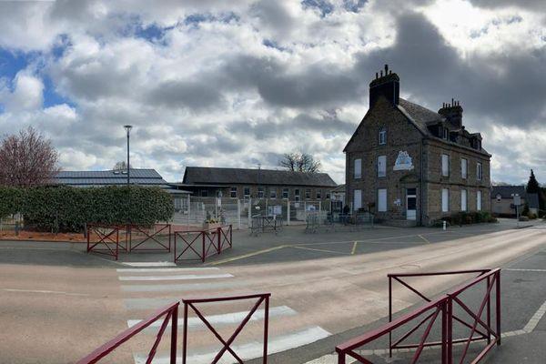 Toute l'école primaire est fermée jusqu'au 6 avril, à Saint-Georges-des-Groseillers