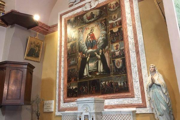 Rénovation extérieur et intérieure pour l'église de Marie.