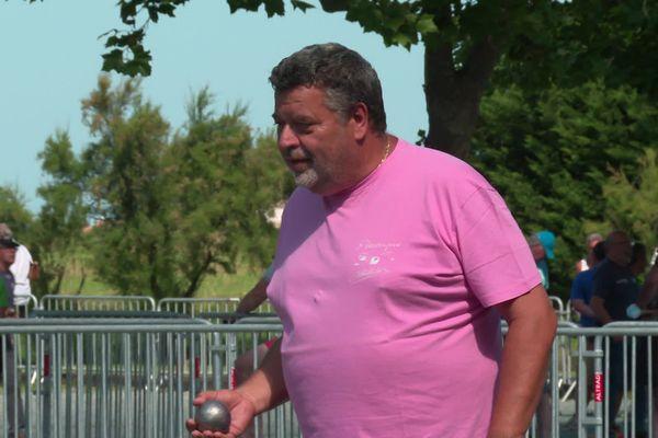 Philippe Quintais a arrêté sa carrière internationale en 2004, mais il reste une légende de la pétanque.