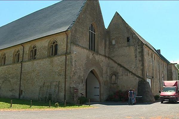 L'Ancien couvent des Cordeliers à Vendresse(Ardennes)