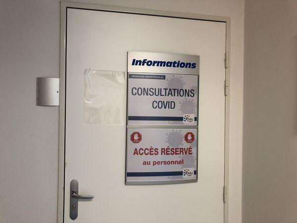 Des salles de consultation spécifiques ont été mises en place.