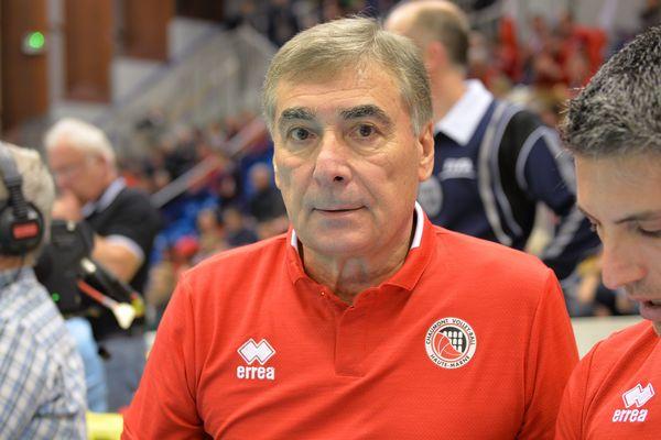 Silvano Prandi a conduit Chaumont au titre de champion de France et à la Ligue des Champions dès sa deuxième saison au club.