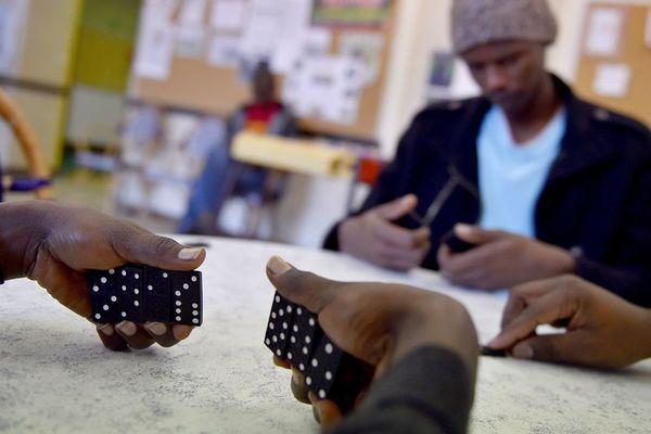 Dans la ville de Dallet, dans le Puy-de-Dôme près de Cournon, des familles accueillent les jeunes migrants africains francophones le week-end.