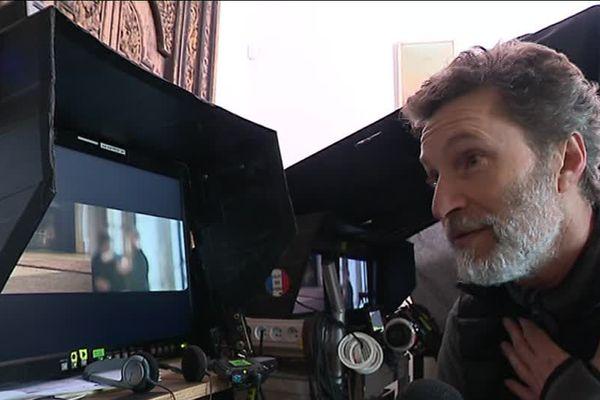 Stephan Kopecky, réalisateur de Commissaire Magellan