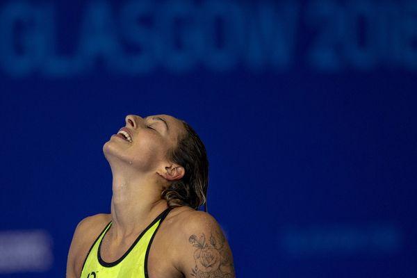 La nageuse a réalisé la deuxième performance mondiale de l'année pour s'imposer lors de la finale du 400 mètres 4 nages.