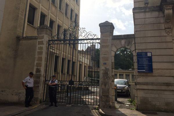 Le tribunal de commerce de Poitiers