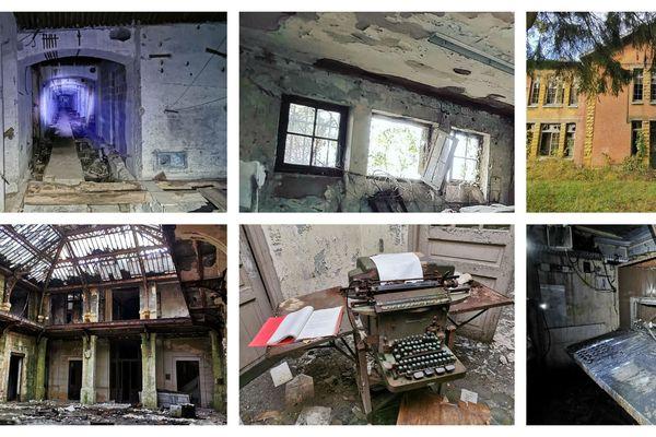 """Les maisons abandonnées sont le graal des """"urbexeurs"""" pour """"regarder à quoi ressemble le passé"""""""