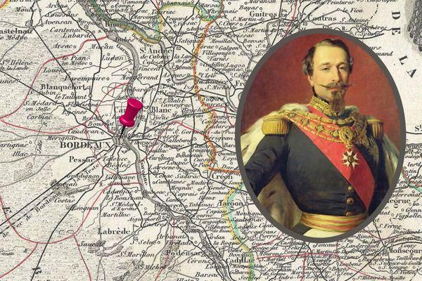 Sur les traces de Napoléon III - Bordeaux