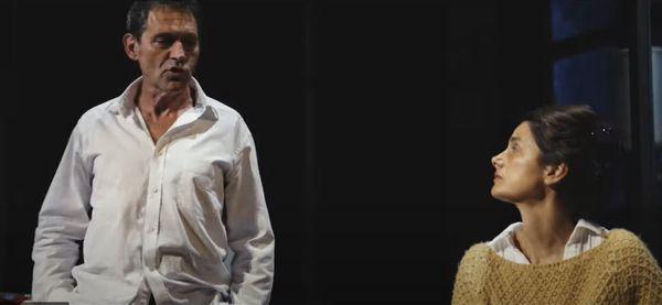 Les comédiens Marie Vialle et Patrick Catalifo réalisent une impressionnante performance dans cette création signée Claudia Stavisky