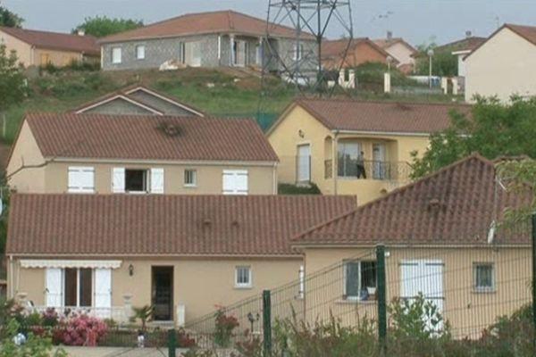 La crise de l'immobilier a sévi à Limoges ces derniers mois