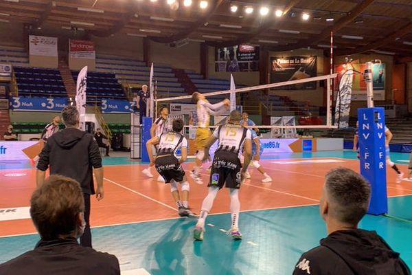 Poitiers vainqueur de Montpellier, 3/2