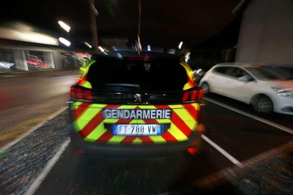 Pour cet accident, c'est la gendarmerie de Montbéliard qui s'est déplacé et non la police.