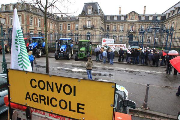Comme en 2014, les manifestants comptent se présenter en tracteur aux différents points de rassemblement.