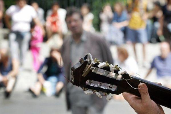 La musique se fête le 21 juin partout en France.