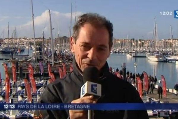 Marc Guillemot, dans le JT de France 3 Pays de la Loire