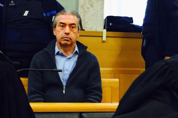 Le jardinier Jean-Louis Cayrou, condamné en appel à 30 ans de réclusion criminelle assortis d'une période de sûreté de 20 ans pour l'assassinat de son ex-maîtresse Patricia Wilson