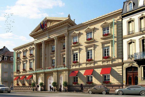 Le quatrième hôtel 5 étoiles de Strasbourg sera installé au 11 rue de la Nuée Bleue