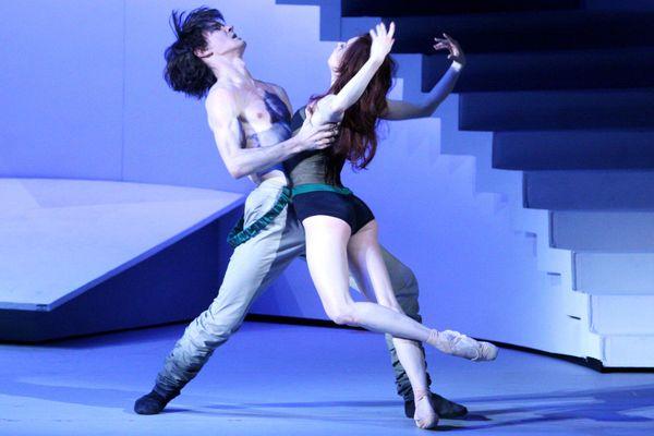 Vladislav Lantratov et Ekaterina Kryssanova, étoiles du Bolchoï, feront deux représentations à Monaco.