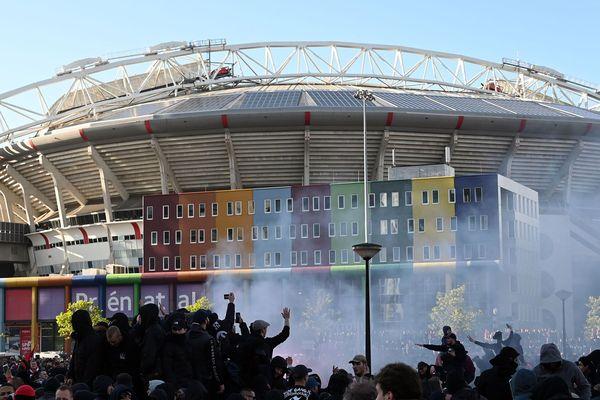 Le stade Johan Cruyff ArenA d'Amsterdam