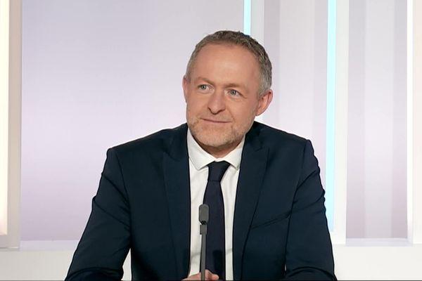 Jérôme Sourisseau, président du Conseil départemental de la Charente