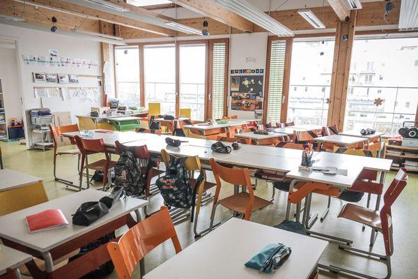 Coronavirus : fermeture des écoles