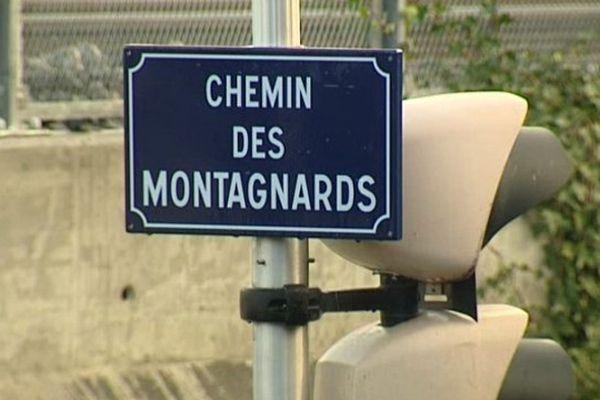 La victime a été retrouvée morte le 14 novembre 2014, à 20h35, dans le chemin des Montagnards, à la limite des communes de Chamalières, Ceyrat et Clermont-Ferrand.